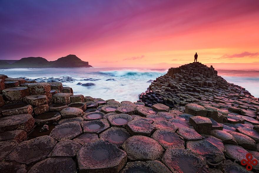 ساحل مسیر دیو، ایرلند ۱