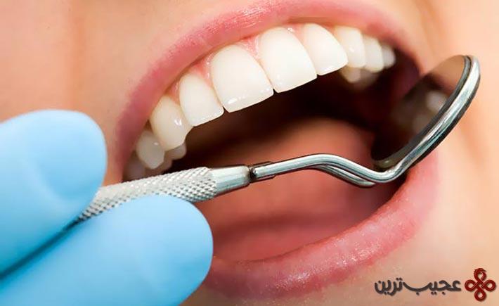 ساخت دندان طبیعی