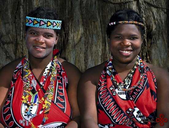 سوازیلند؛ پوشیدن شلوار برای دختران ممنوع است