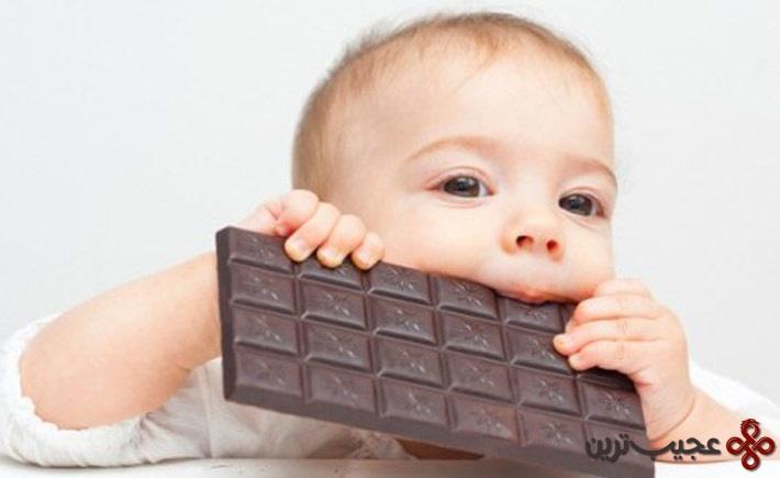 شکر و شکلات بچهها را بیشفعال میکند