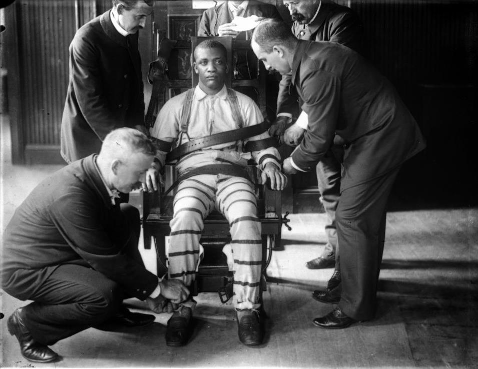 عکس کاور محکومین اعدام