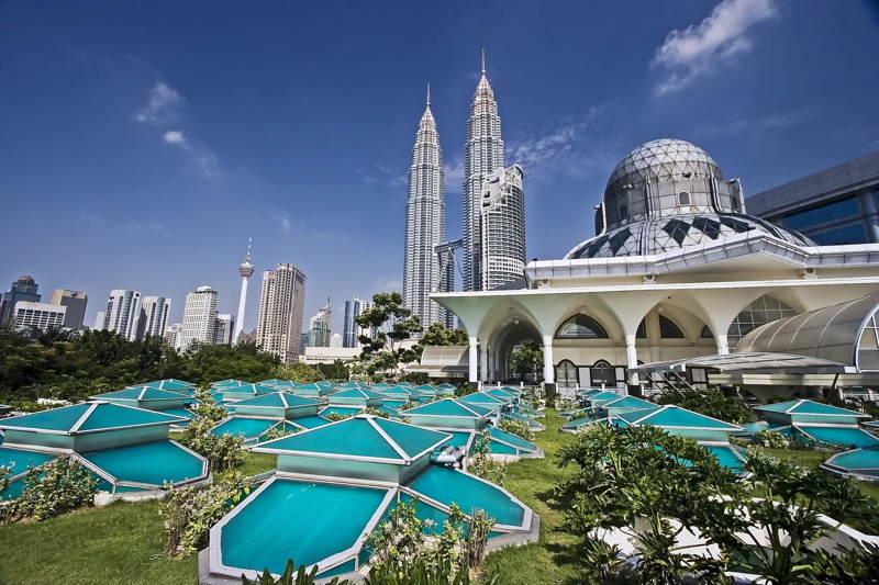 ۶ ساختمان شگفتانگیز آسیایی!