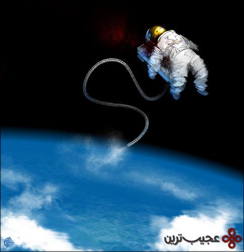فضانورد 2