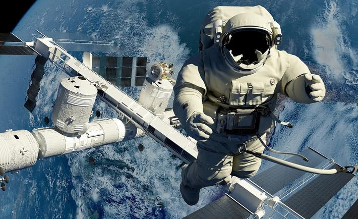 ۸ اتفاق عجیب در بدن، که تنها فضانوردان تجربه میکنند!