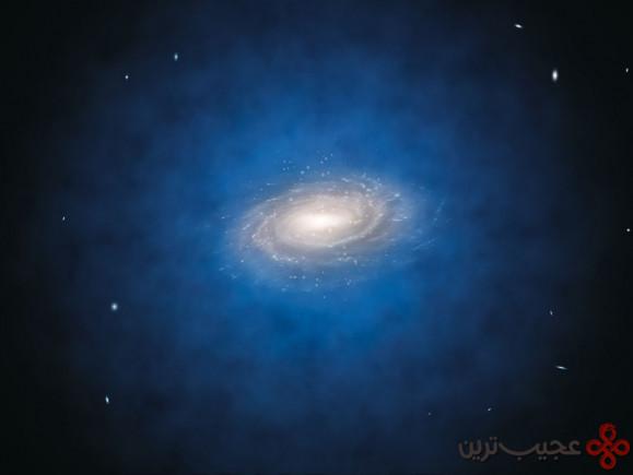 ماده تاریک چیست؟