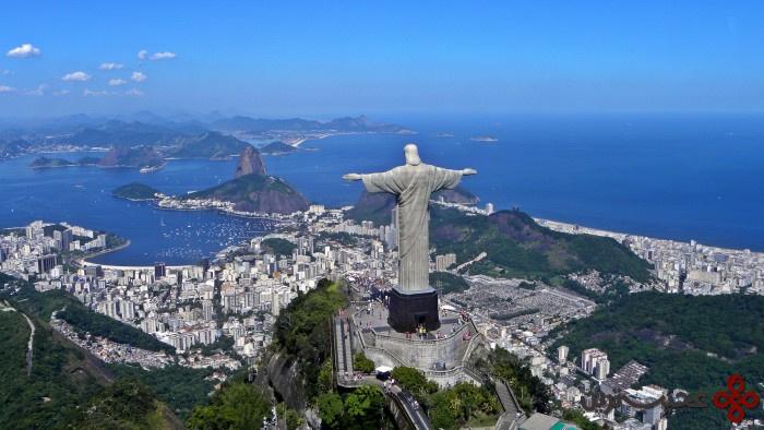 مجسمه مسیح نجات دهنده برزیل1