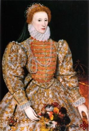 ملکه الیزابت اول
