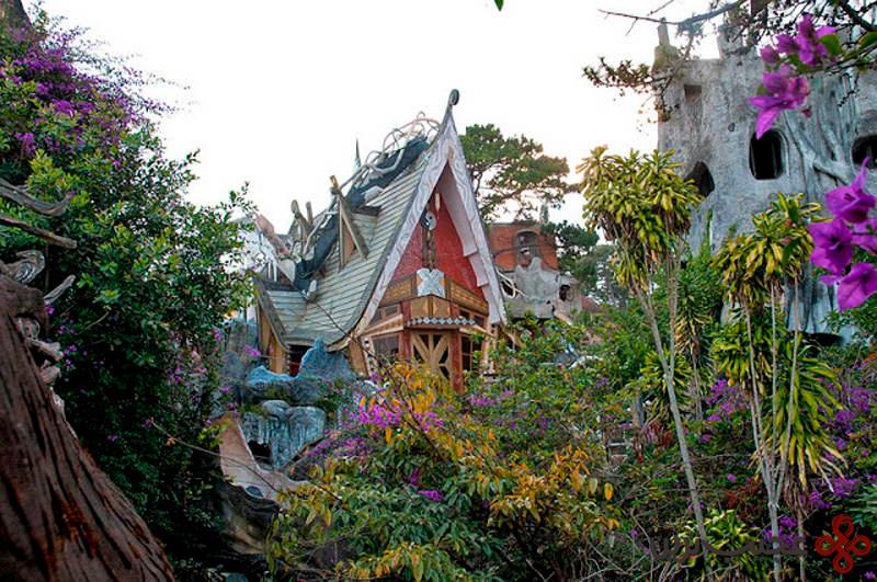 مهمانخانه دا لات، ویتنام ۱