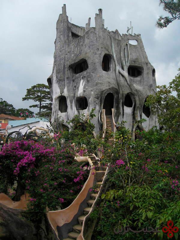 مهمانخانه دا لات، ویتنام ۳