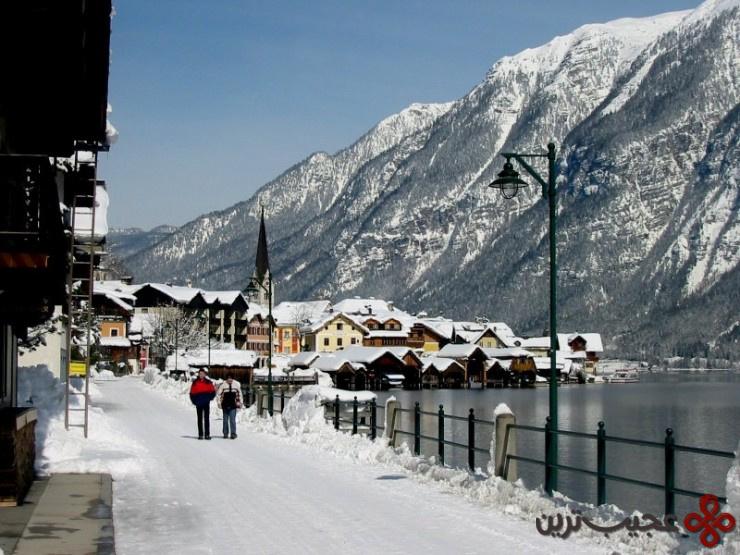 هالشتات اتریش 2