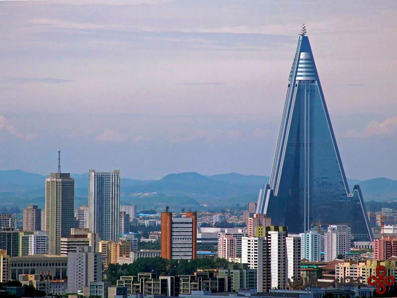 هتل ریوگیونگ، پیونگیانگ، کرهٔشمالی ۱