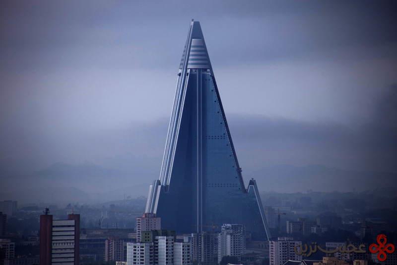 هتل ریوگیونگ، پیونگیانگ، کرهٔشمالی ۲