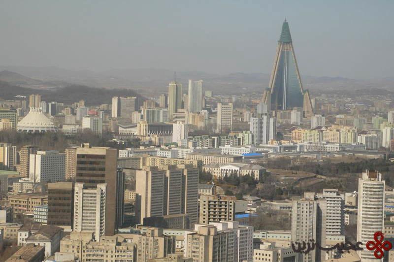 هتل ریوگیونگ، پیونگیانگ، کرهٔشمالی ۳