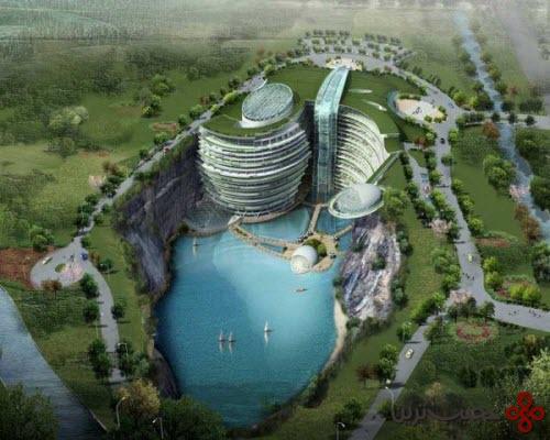 هتل سونگ جیانگ