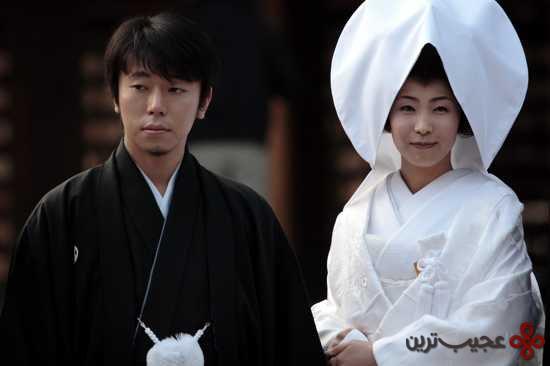 ژاپن؛ احترام به قانون ازدواج