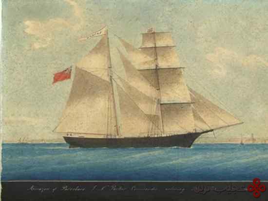 کشتی ارواح، مری سلست