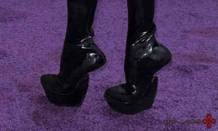 کفشهای بیپاشنه