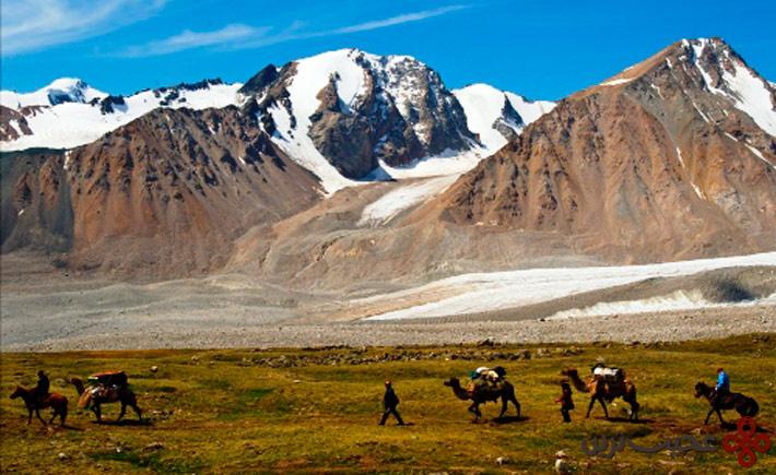 کیوتن؛ مغولستان