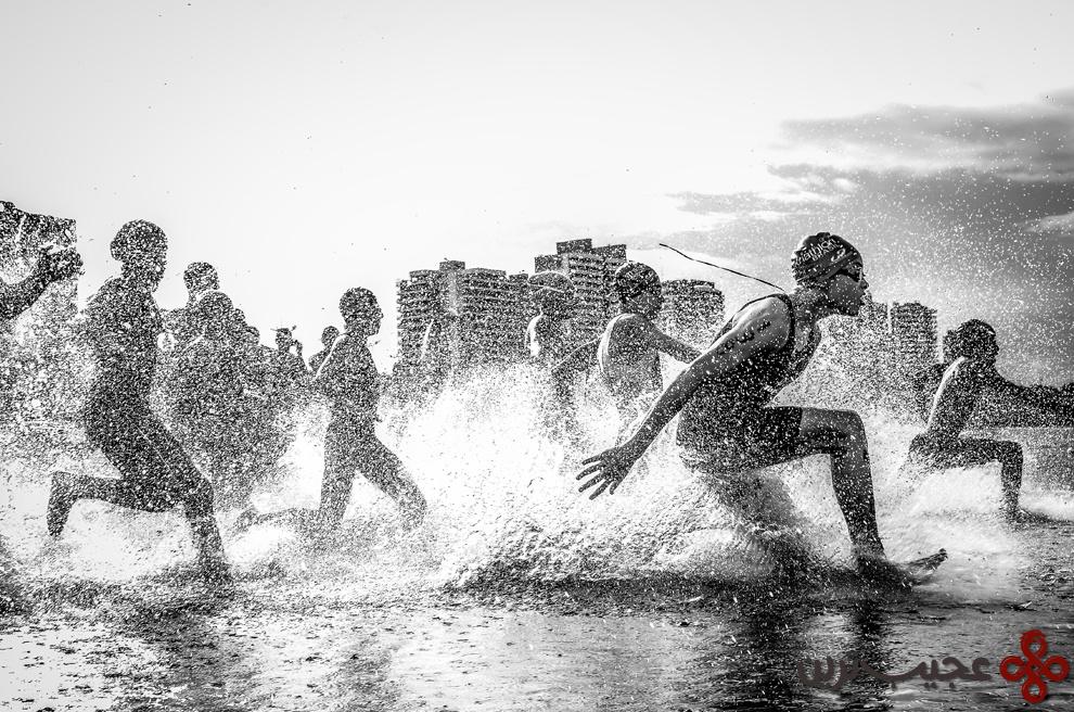 برزیل-مسابقه دوگانه