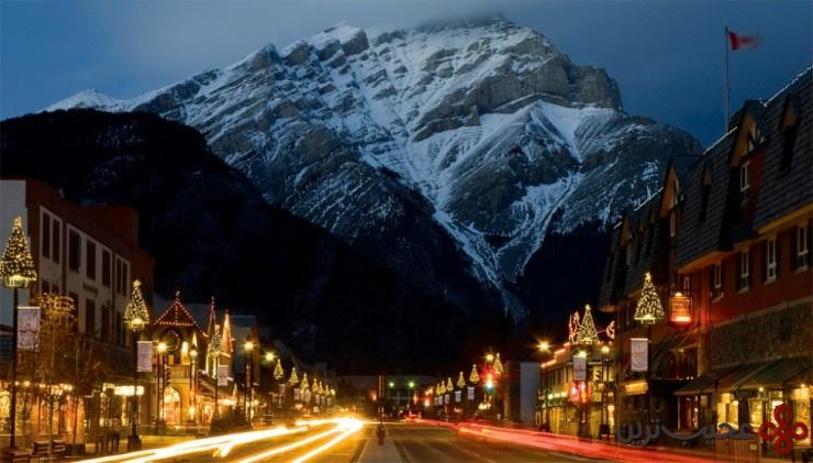 banff کانادا 1