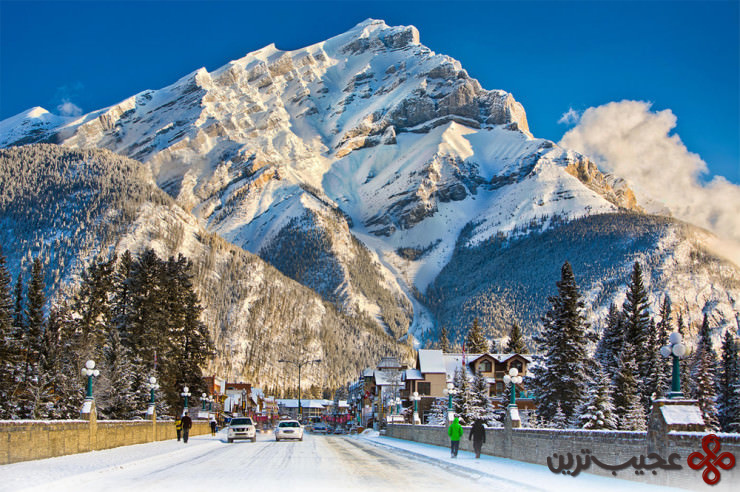 banff کانادا 3