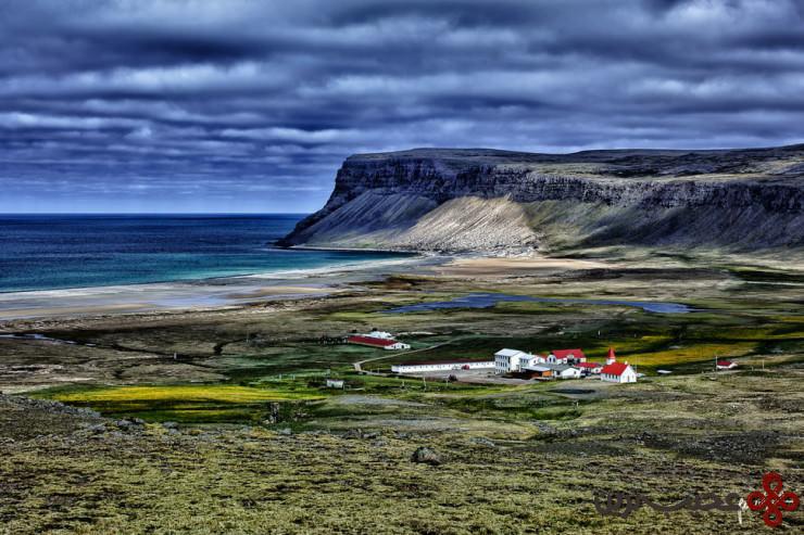 breidavik ایسلند 1