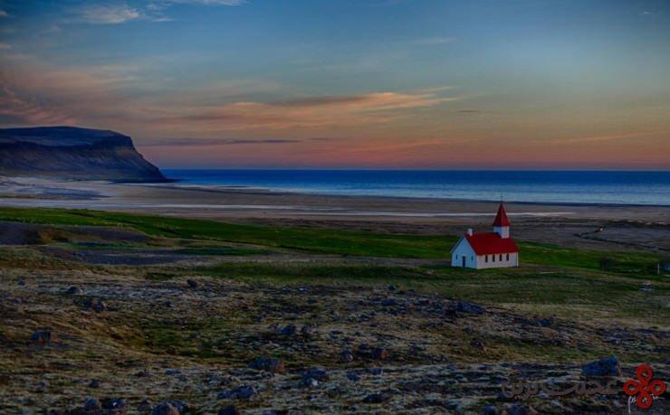 breidavik ایسلند 2