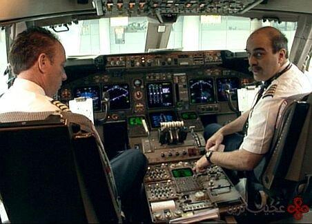 pilots and flight engineers