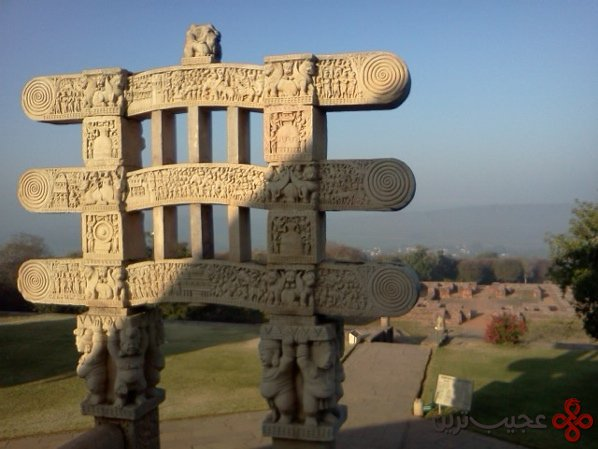 toranas sanchi india
