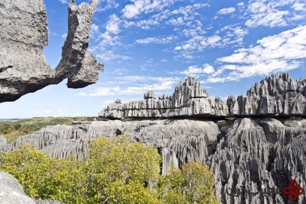 tsingy de bemaraha ماداگاسکار