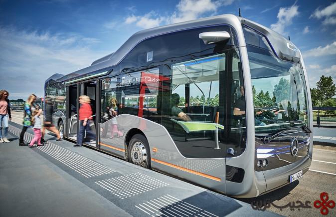 weltpremiere: mercedes benz future bus mit citypilot – meilenstein auf dem weg zum autonom fahrenden stadtbus