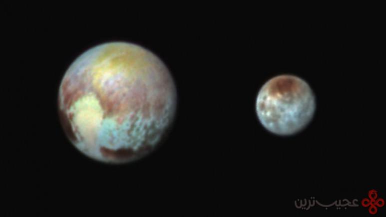شارون، بزرگترین قمر پلوتون، احتمالا درحالحاضر نیز فعالیت ژئولوژیکی دارد