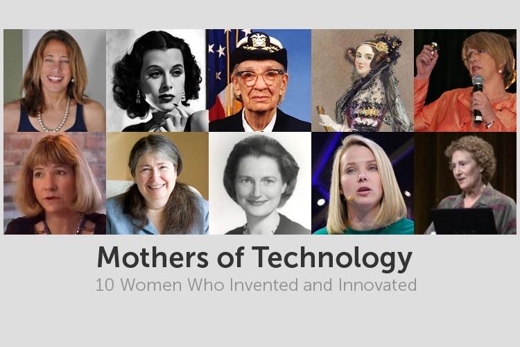 ۱۰ زن خلاق و مهم تاریخ تکنولوژی را بشناسید!