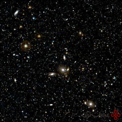 ۲۲ یک ماده تیره رنگ و بسیار متراکم و غلیط در حال آلوده کردن کهکشان شیری و سایر کهکشان است