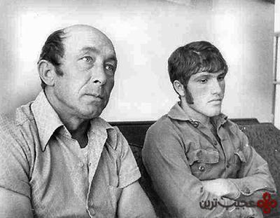 ۶ در سال ۱۹۷۳، دو مرد به اداره پلیس مراجعه کرده و ادعا کردند توسط دو موجود بیگانه با دستان خرچنگی ربوده شده بودند