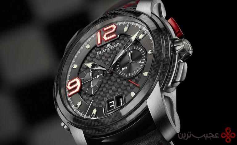 blancpain l evolution r chronograph (قیمت ۵۵ ۷۰۰ دلار)