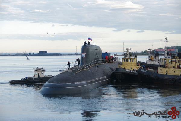 graney class russia