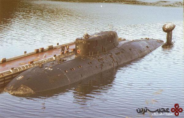 sierra ii class russia