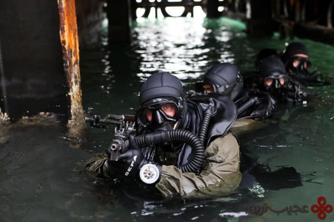 شماره 3 نیروهای shayetet 13 اسرائیل