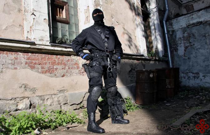 شماره 4 نیروهای alpha group روسیه