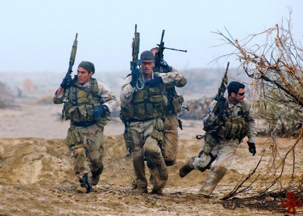 شماره 6 نیروهای delta force آمریکا