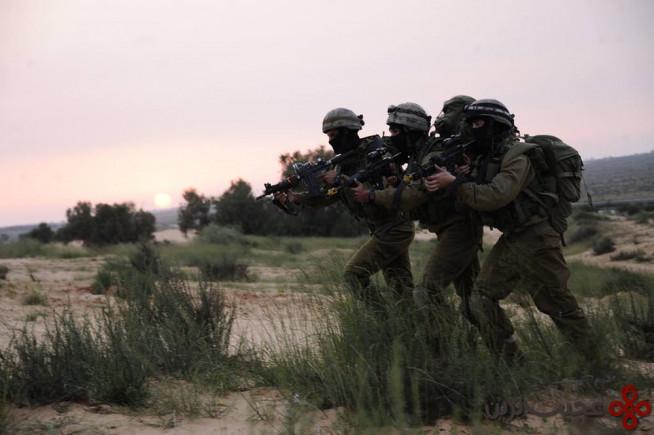 شماره 8 نیروهای sayeret matkal اسرائیل