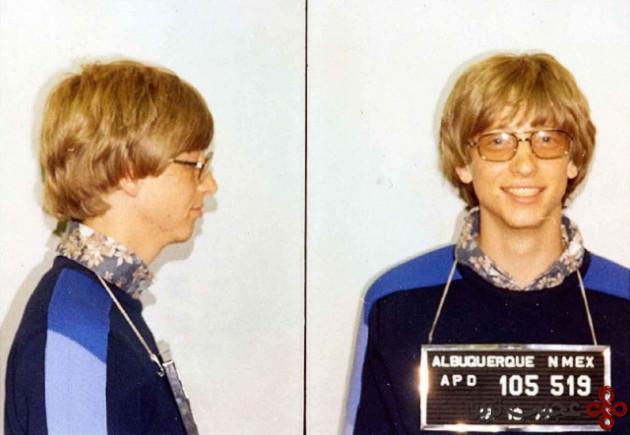 گیتس در نیومکزیکو دستگیر شد